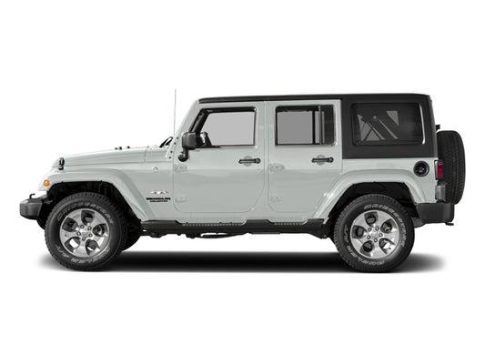 2017 Jeep Wrangler Unlimited Sahara In Tucson Az Holmes Tuttle Ford