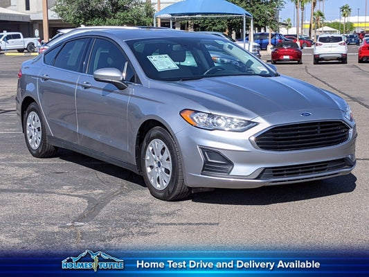 Holmes Tuttle Ford >> 2020 Ford Fusion S